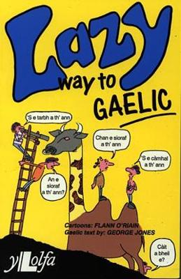 Lazy Way to Gaelic (Paperback)