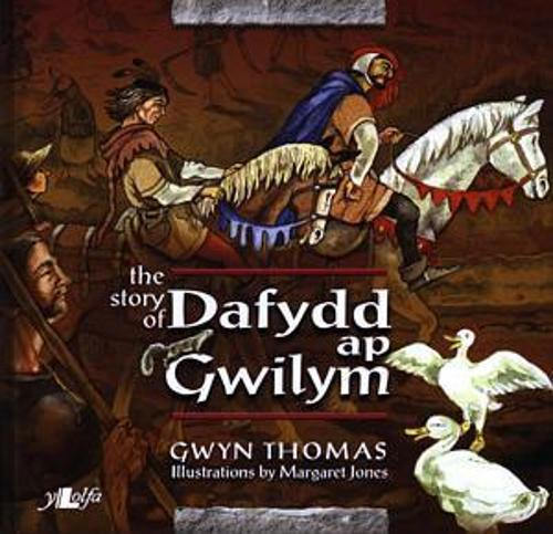 Story of Dafydd Ap Gwilym, The (Paperback)