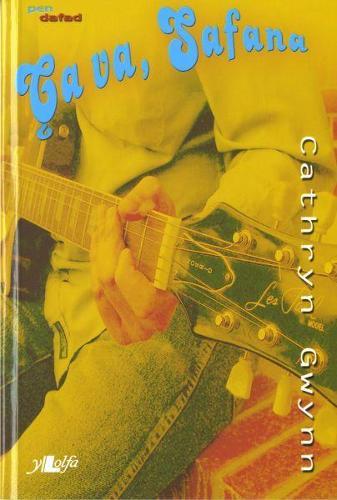 Cyfres Pen Dafad: Ca Va, Safana (Paperback)