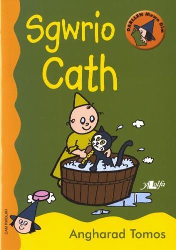 Cyfres Darllen Mewn Dim - Cam Rwdlan: Sgwrio Cath (Paperback)