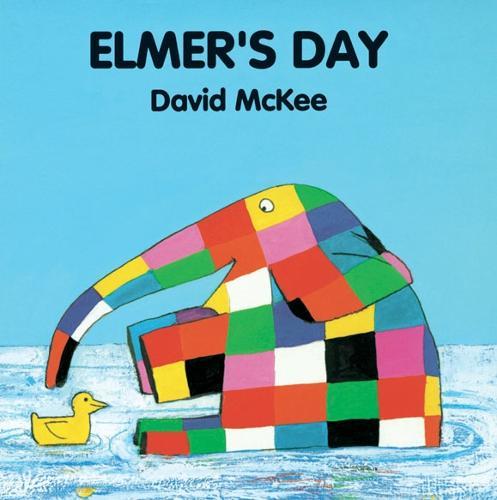 Elmer's Day - Elmer Picture Books (Hardback)