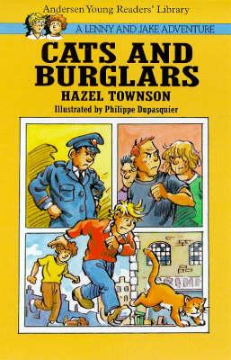 Cats and Burglars: A Lenny and Jake Adventure - A Lenny & Jake adventure (Hardback)