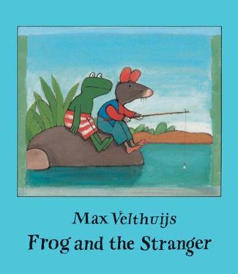 Frog and the Stranger - Frog (Paperback)