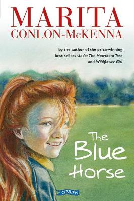 The Blue Horse (Paperback)