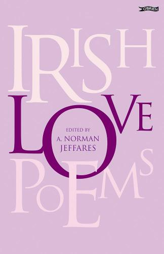 Irish Love Poems (Paperback)