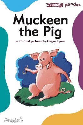 Muckeen the Pig - Pandas (Paperback)