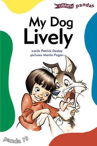 My Dog Lively - Pandas (Paperback)