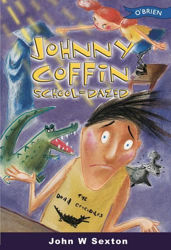 Johnny Coffin School-Dazed (Paperback)