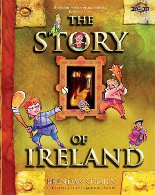 The Story of Ireland (Hardback)
