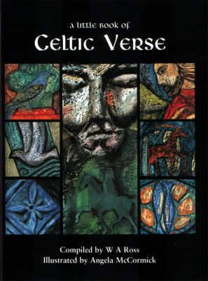 A Little Book of Celtic Verse - Little Irish bookshelf (Hardback)