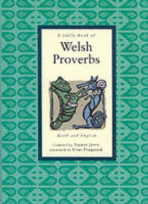 A Little Book of Welsh Proverbs - Little Welsh bookshelf (Hardback)