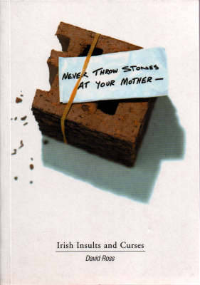 Never Throw Stones at Your Mother (Paperback)
