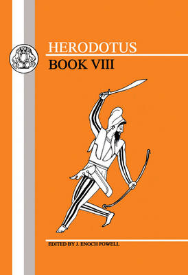 Histories: Bk.VIII - BCP Greek Texts (Paperback)
