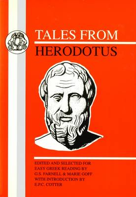 Tales from Herodotus - BCP Greek Texts (Paperback)