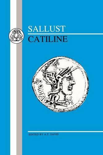 Sallust: Catiline - Latin Texts (Paperback)