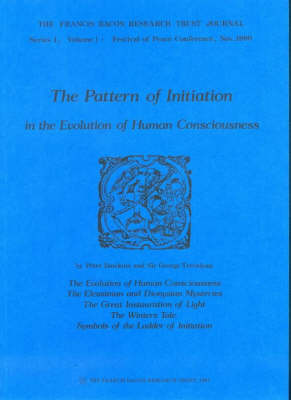 The Pattern of Initiation in the Evolution of Human Conciousness (Paperback)
