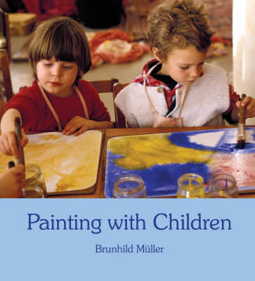 Painting With Children (Paperback)
