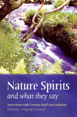Nature Spirits and What They Say: Interviews with Verena Stael von Holstein (Paperback)