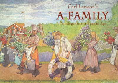 A Family: Paintings from a Bygone Age (Hardback)