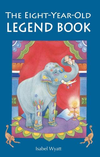 The Eight-Year-Old Legend Book (Paperback)