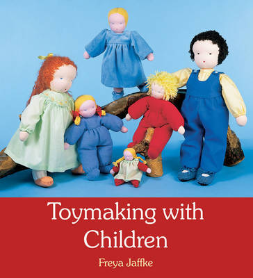 Toymaking with Children (Paperback)