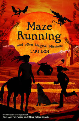 Maze Running and Other Magical Missions - Kelpies (Paperback)