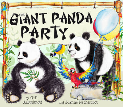 The Giant Panda Party - Picture Kelpies (Paperback)