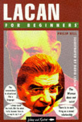 Lacan for Beginners - Writers & readers beginners guide 84 (Paperback)