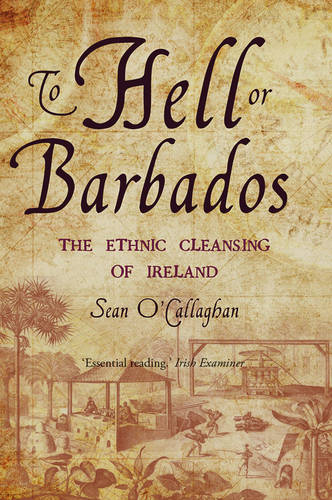 To Hell or Barbados: The ethnic cleansing of Ireland (Paperback)