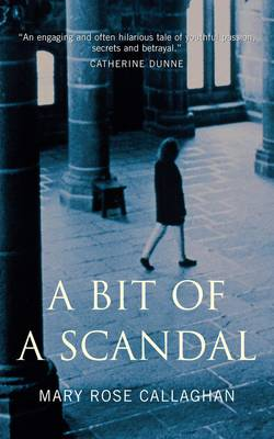A Bit of a Scandal (Hardback)