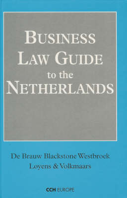 Business Law Guide to the Netherlands (Hardback)