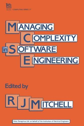 Managing Complexity in Software Engineering - Computing and Networks (Hardback)