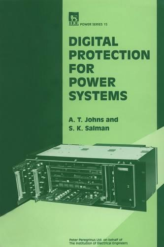 Digital Protection for Power Systems - Energy Engineering (Paperback)