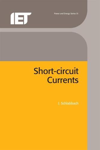 Short-circuit Currents - Energy Engineering (Hardback)