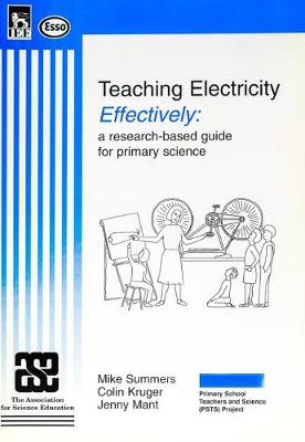 Teaching Electricity Effectively: A Research-Based Guide for Primary Science (Paperback)