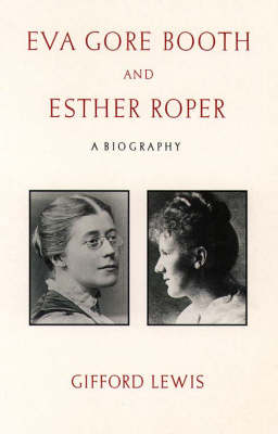 Eva Gore-Booth and Esther Roper (Paperback)