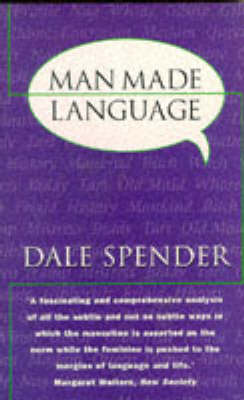 Man Made Language (Paperback)
