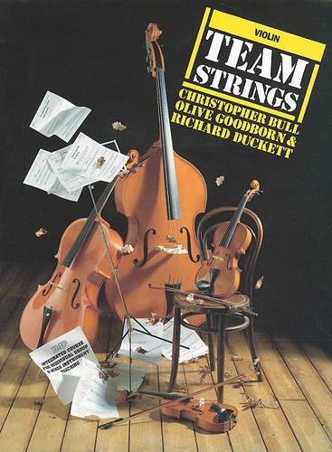 Violin - Team Strings (Paperback)