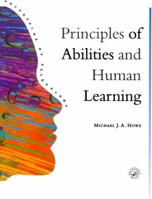 Principles Of Abilities And Human Learning (Paperback)