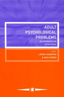 Adult Psychological Problems: An Introduction (Paperback)