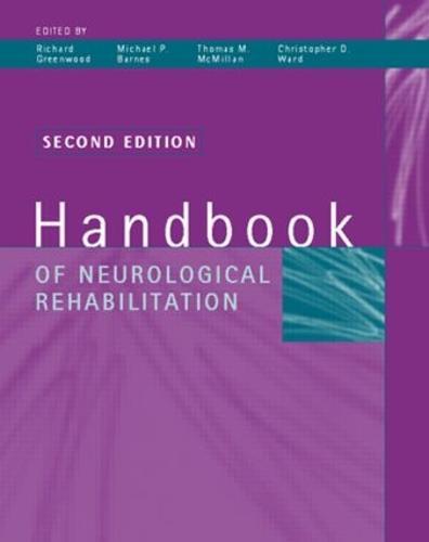 Handbook of Neurological Rehabilitation (Hardback)