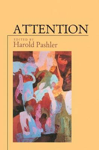 Attention - Studies in Cognition (Hardback)