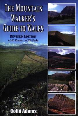 Mountain Walker's Guide to Wales, The (Paperback)