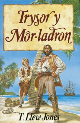 Trysor y Mr-ladron (Paperback)