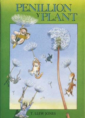 Penillion y Plant (Hardback)