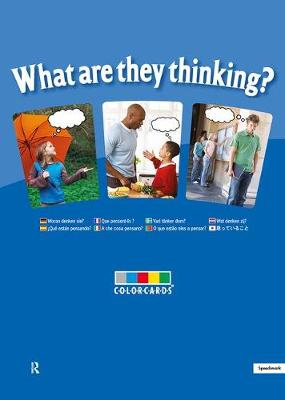 What are They Thinking?: Colorcards - Colorcards