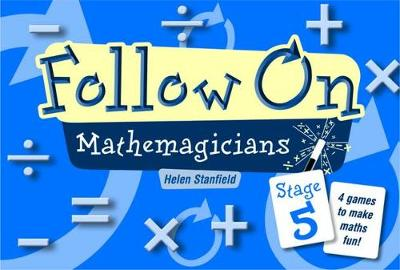 Follow On Mathemagicians By Heather Stanfield Waterstones