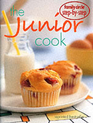 "Junior Cookbook - ""Family Circle"" Step-by-step S. (Paperback)"