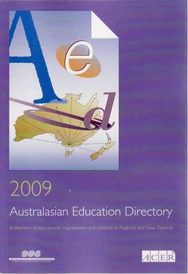 Australasian Education Directory 2009 (Paperback)