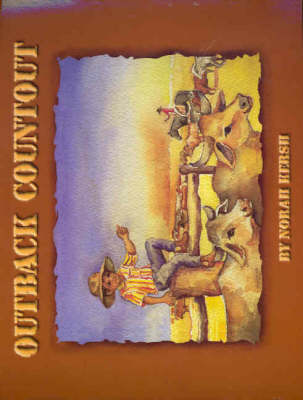 Outback Countout (Paperback)
